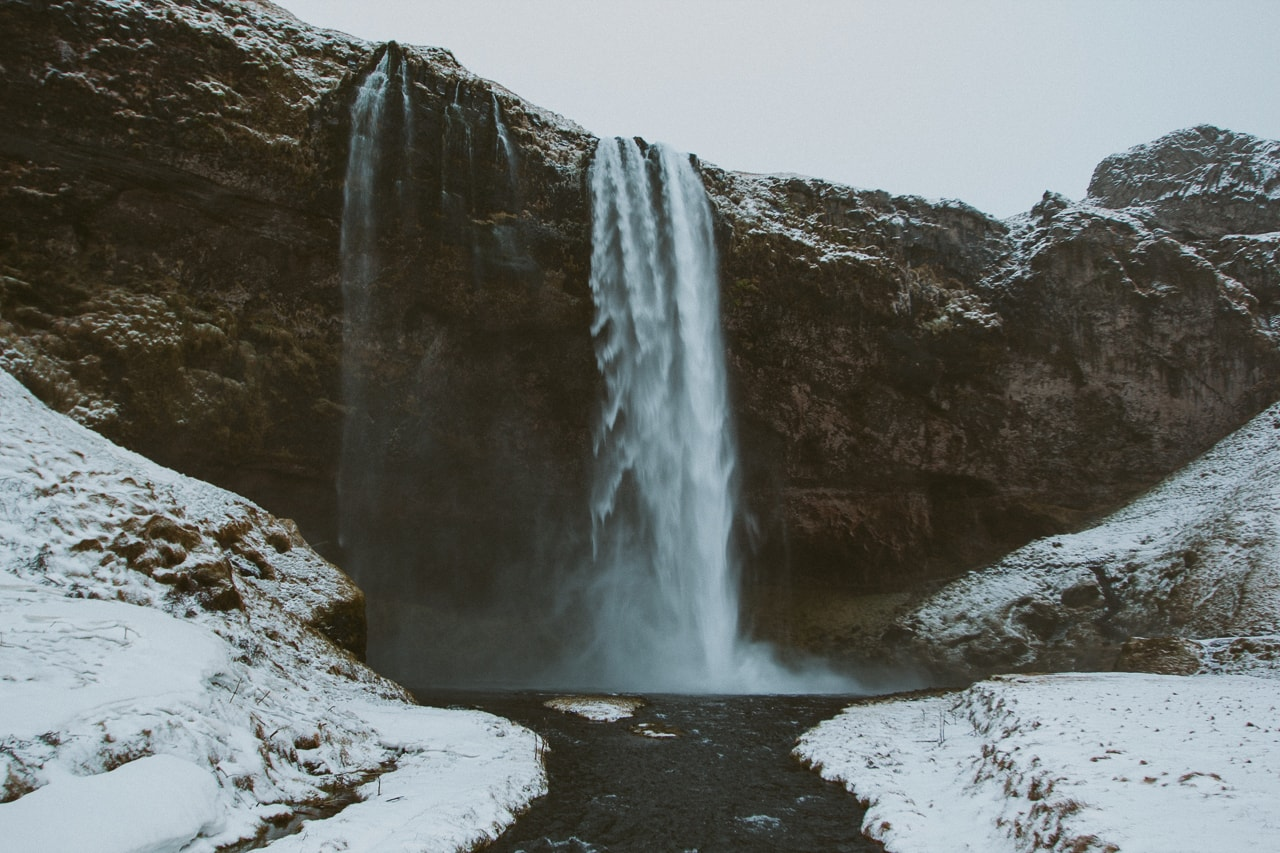 Iceland winter road trip - Seljafoss - by Conscious by Chloé