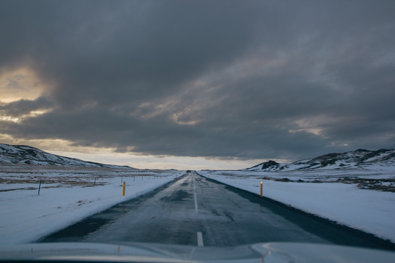 Iceland winter road trip - Iceland South West - by Conscious by Chloé