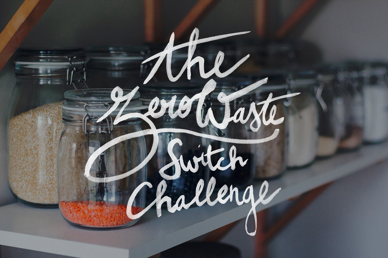 The Zero Waste Switch Challenge by Conscious by Chloé
