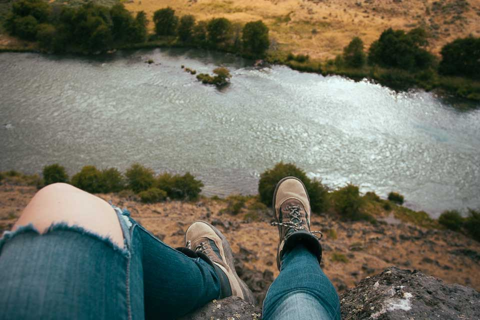 Hiking in Oregon by Conscious by Chloé