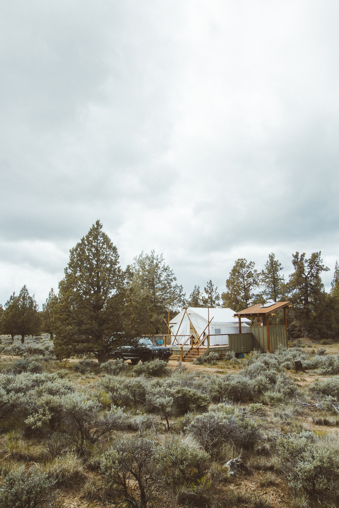 Glamping at Panacea at the Canyon by Octave Zangs for Hipcamp