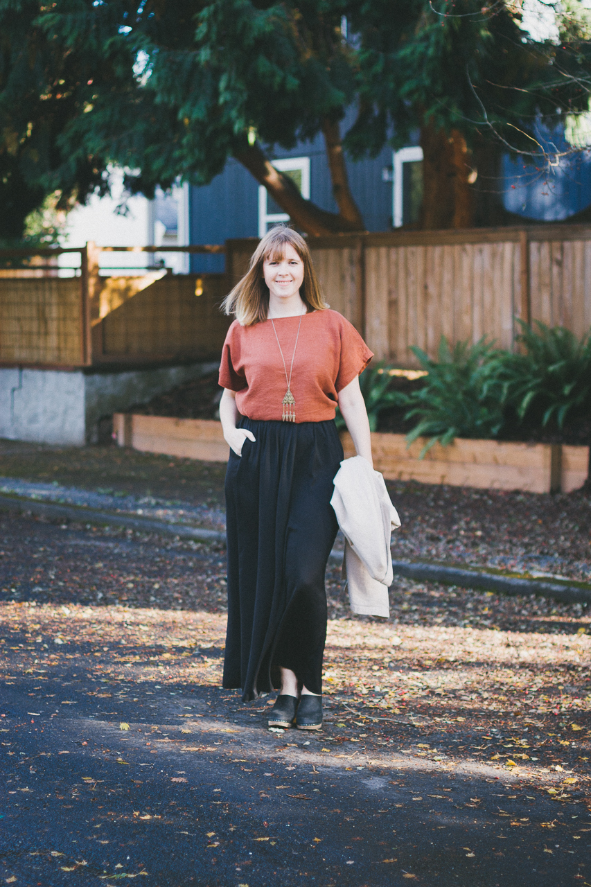 Fall 2017 10×10 Challenge Look Day 5 by Conscious by Chloé