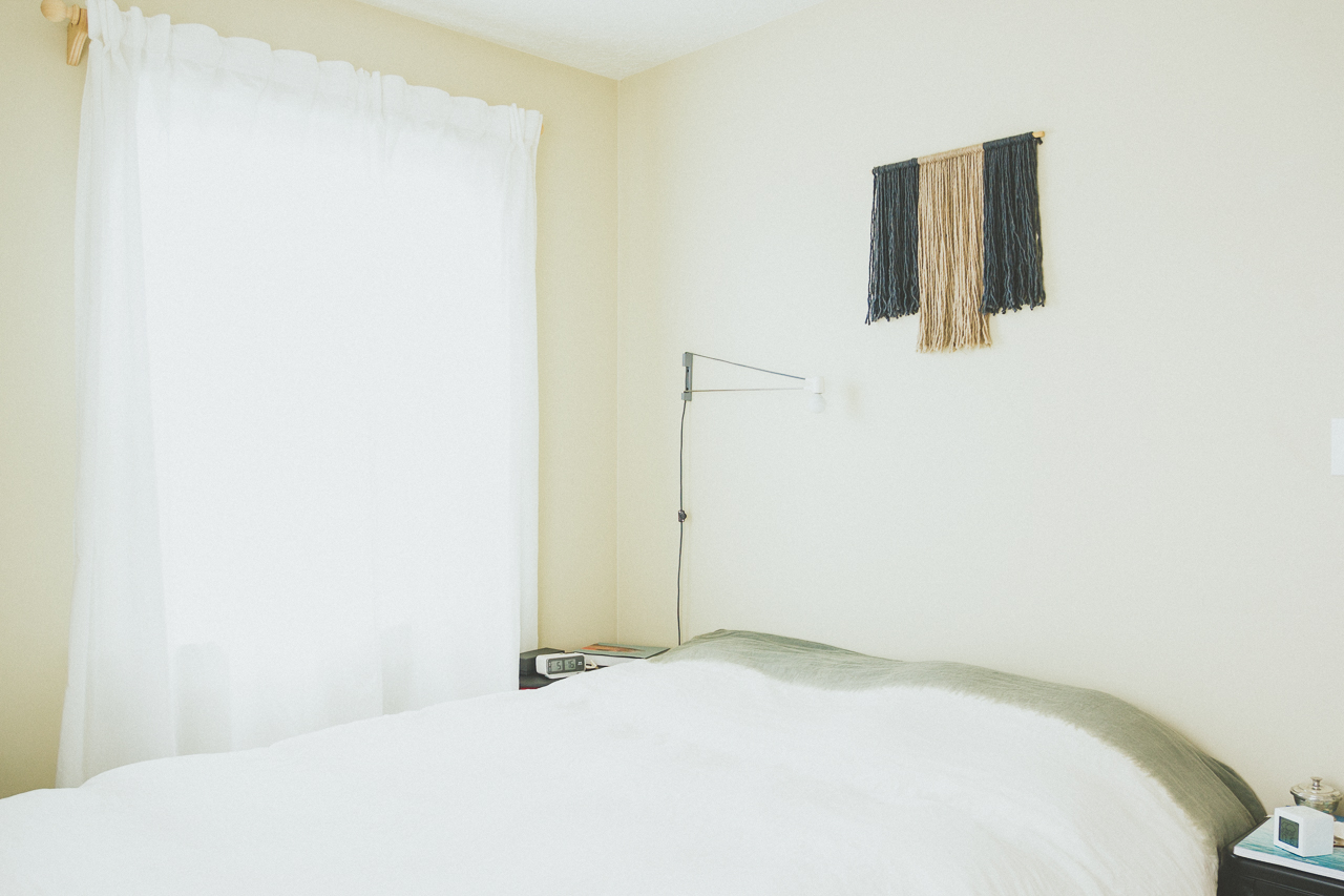 Minimalist Bedroom by Conscious by Chloé