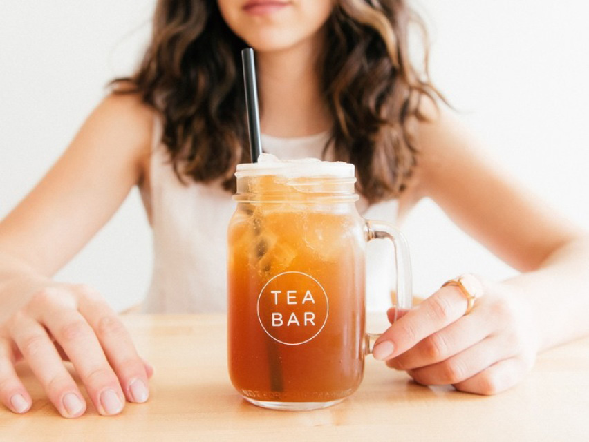 Tea Bar Mason Jars By Tea Bar for Conscious by Chloé