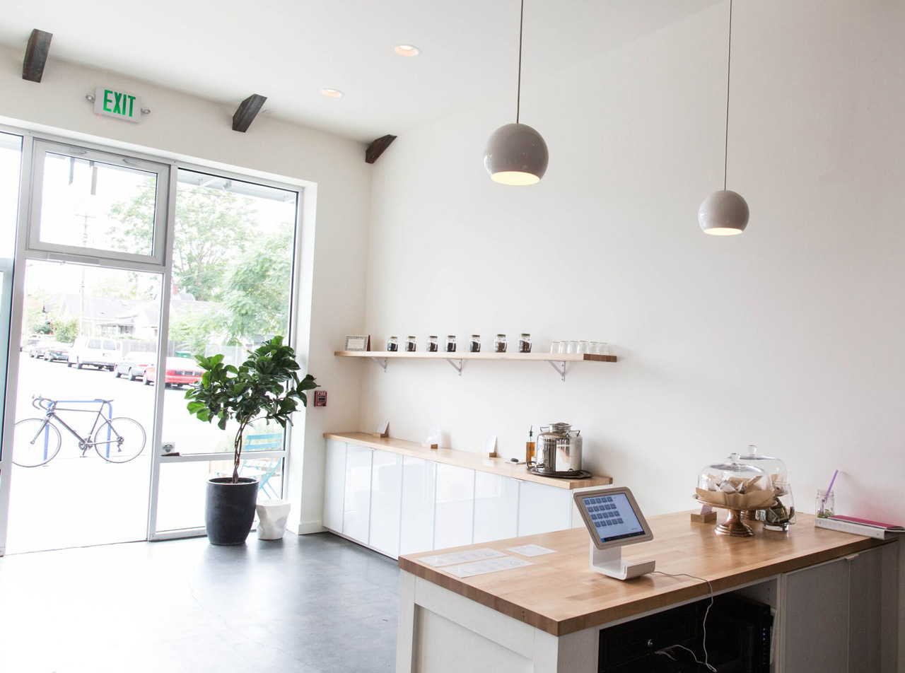Tea Bar PDX by Candace Molatore​ for Conscious by Chloé