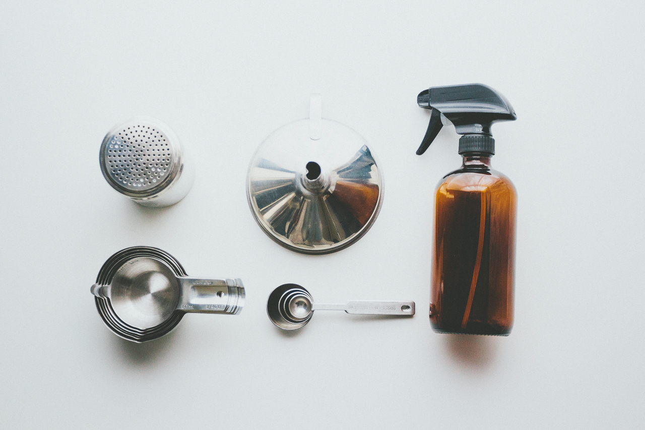 Natural Cleaning Tools by Conscious by Chloé