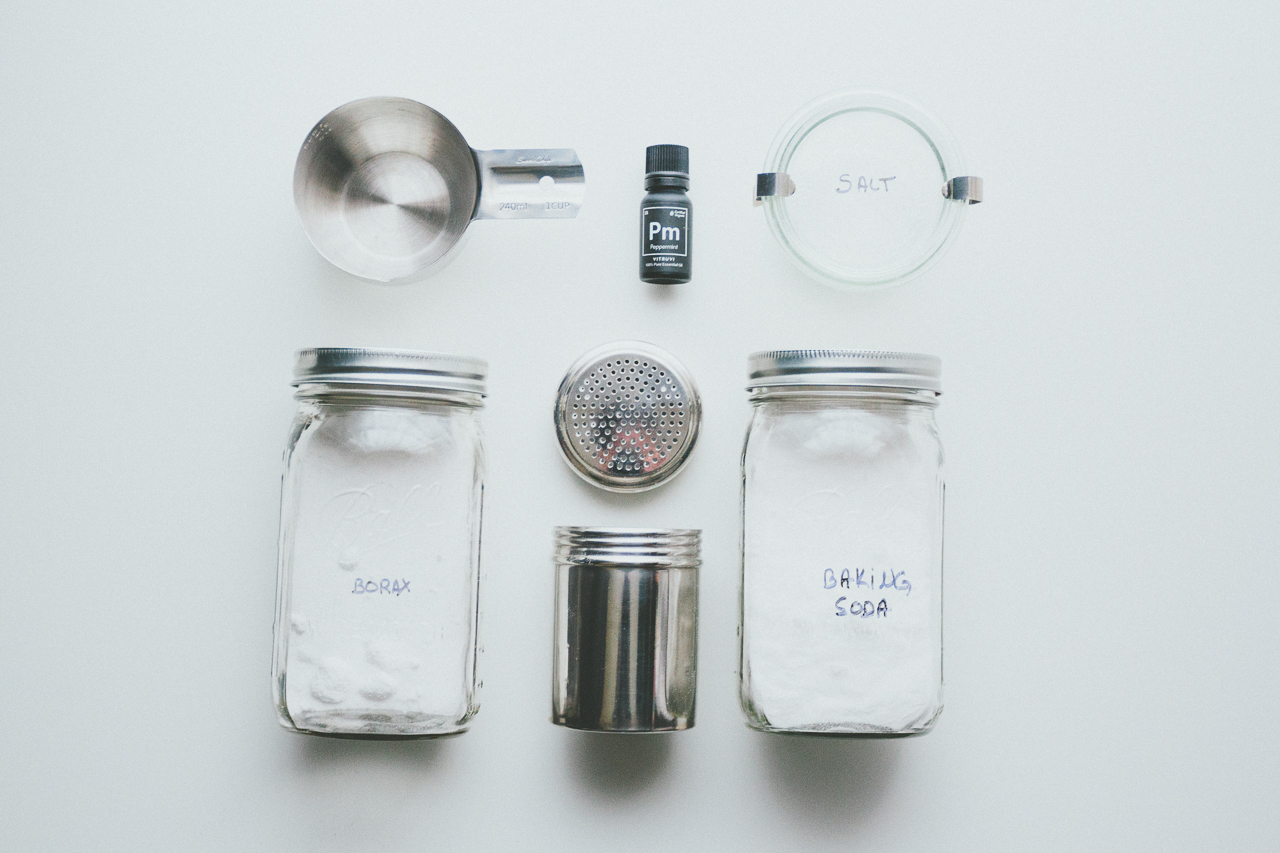 Natural Scrubbing Powder by Conscious by Chloé