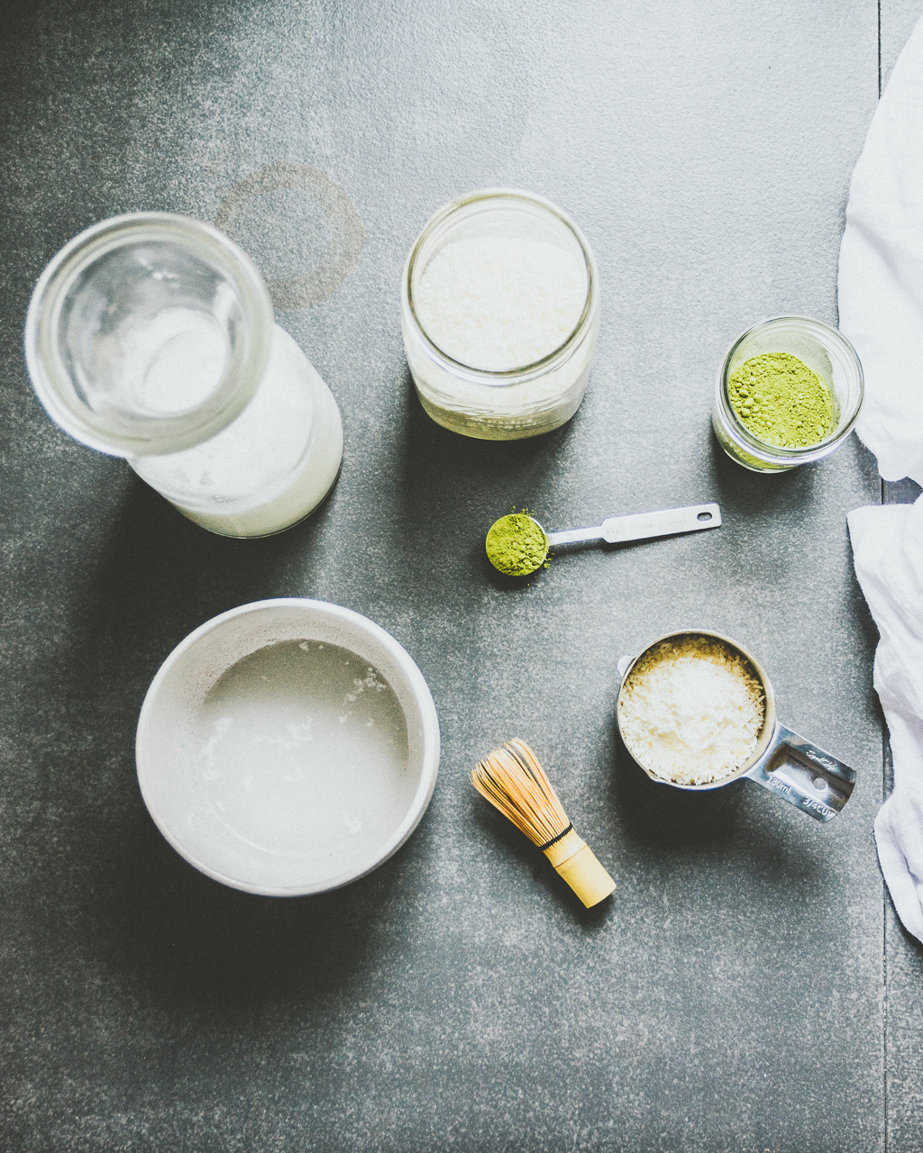 Matcha Recipe by Conscious by Chloé