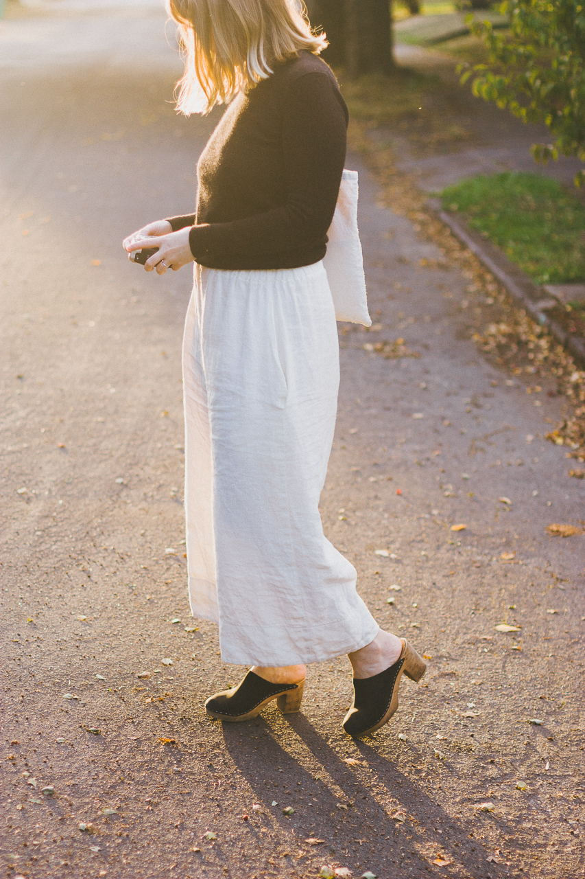 Fall 2017 10×10 Challenge Look Day 1 by Conscious by Chloé