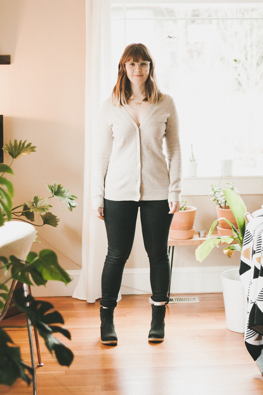 Winter 2018 10×10 Challenge Look Day 4 by Conscious by Chloé