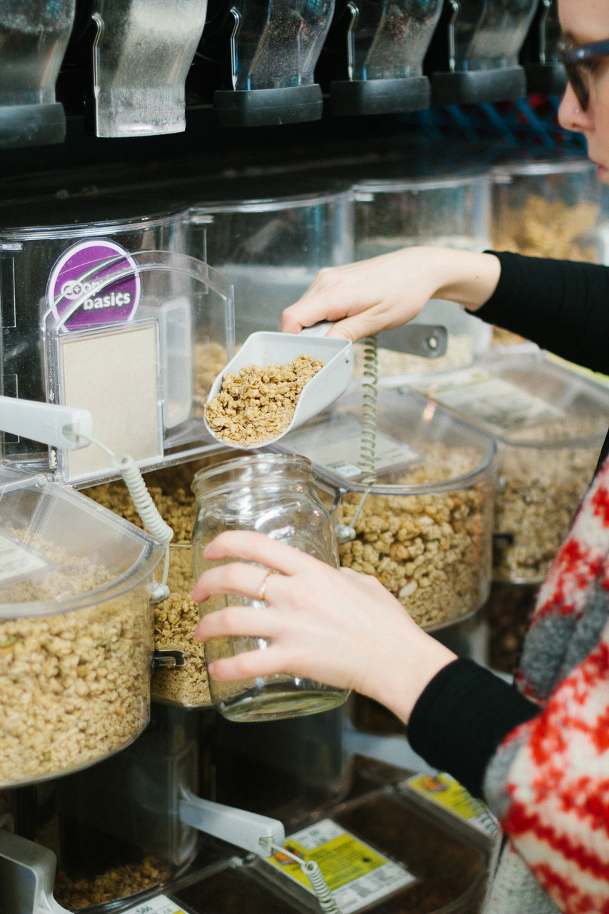 Zero Waste Shopping Guide by Conscious by Chloé