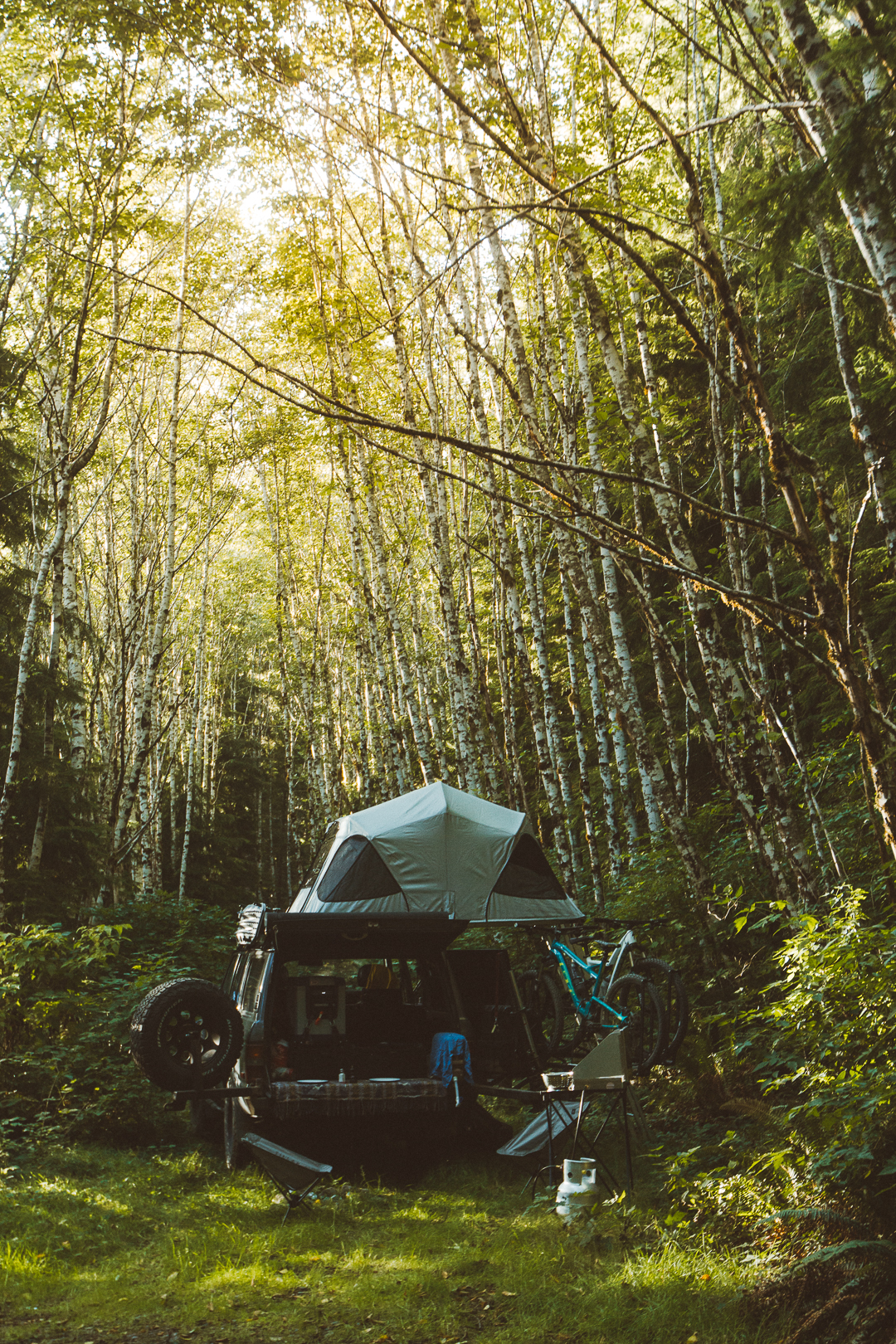 Car Camping Checklist by Conscious by Chloé